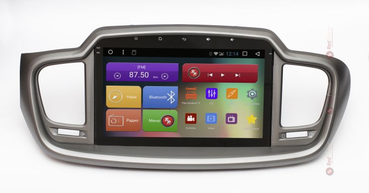 Головное устройство на KIA New Sorento на Android 6.0 (Marshmallow)  RedPower 21242B